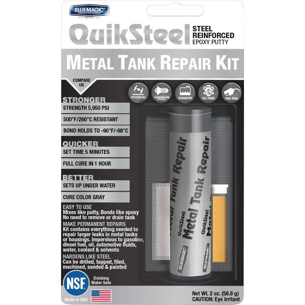 QuikSteel Metal Tank Repair Kit