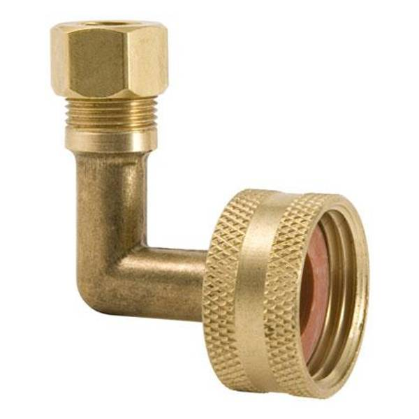 Dishwasher Elbow Hose Fitting