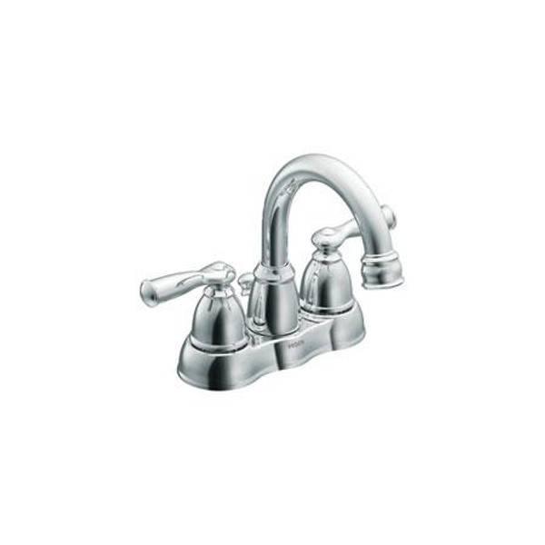 Moen Banbury High Arc Bathroom Faucet