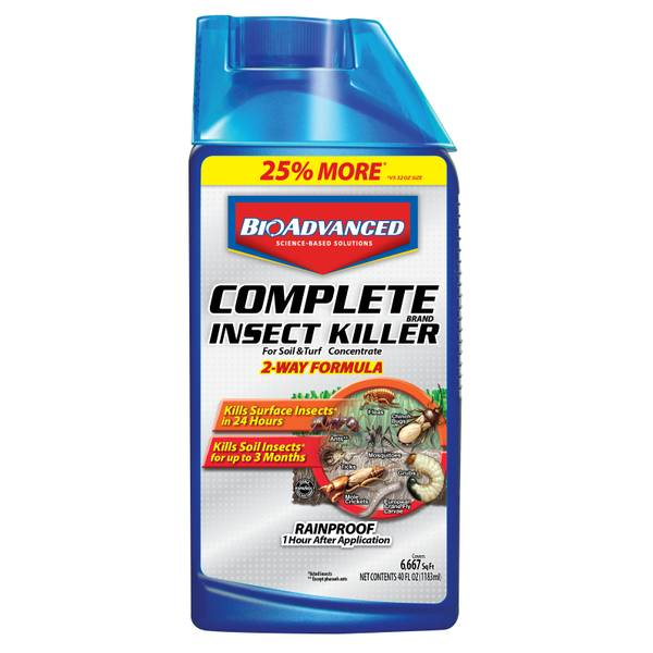 Bayer Advanced Complete Insect Killer Concentrate At Blain