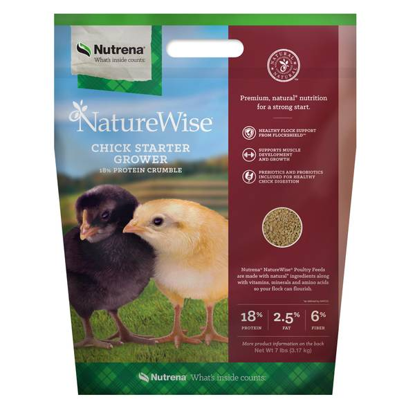 NatureWise Chick Starter Feed