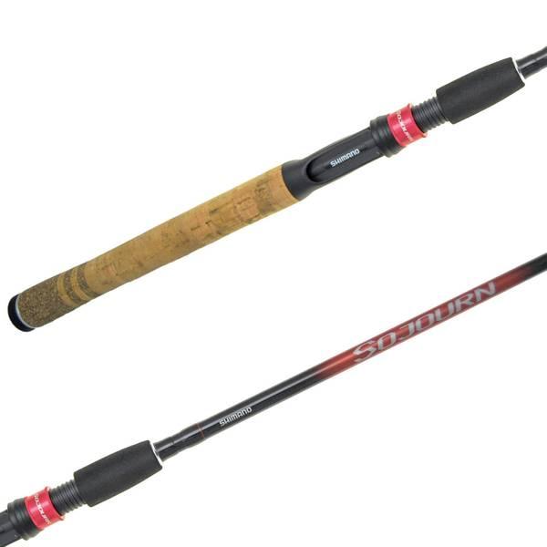 Medium Sojourn Cast Fishing Rod