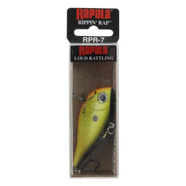 07 Rippin' Rap Fish Lure
