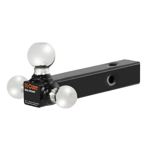 Hollow Tri Ball Mount