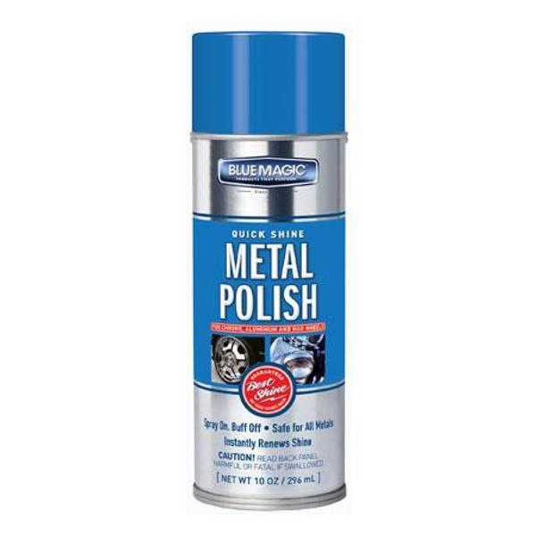 Quick Shine Metal Polish