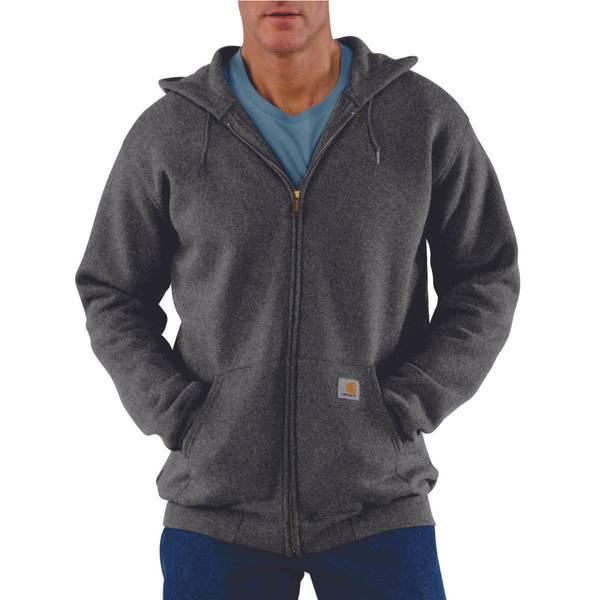 Men's Midweight Zip Sweatshirt