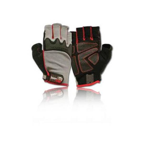 Men's Pro Fingerless Work Gloves