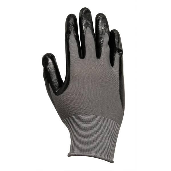 Men's Large Nitrile Coated All Purpose Work Gloves