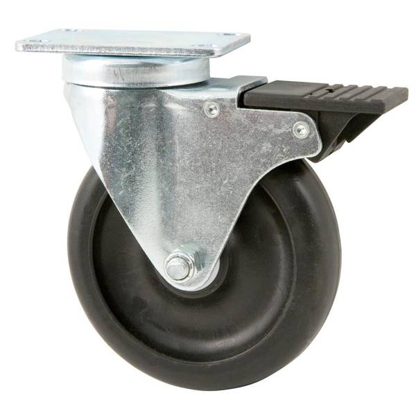 Tool Box Caster with Brake