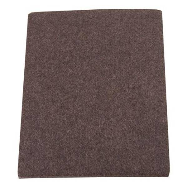 Brown Self Stick Felt Pads
