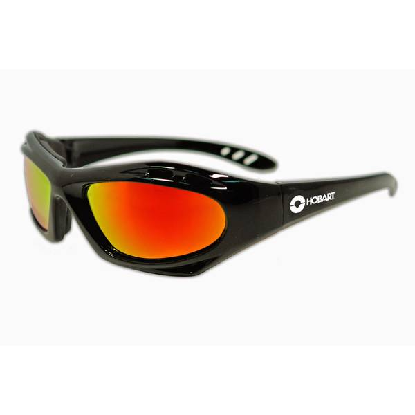 Shade 5 Mirrored Lens Safety Glasses