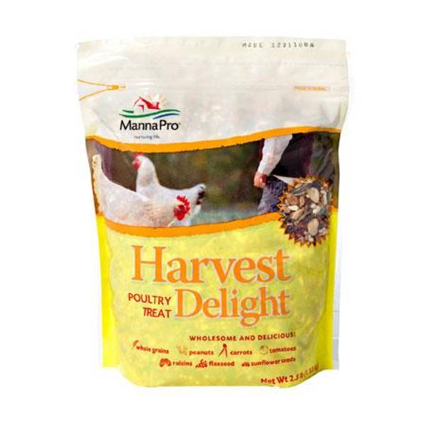 Harvest Poultry Treat Delight