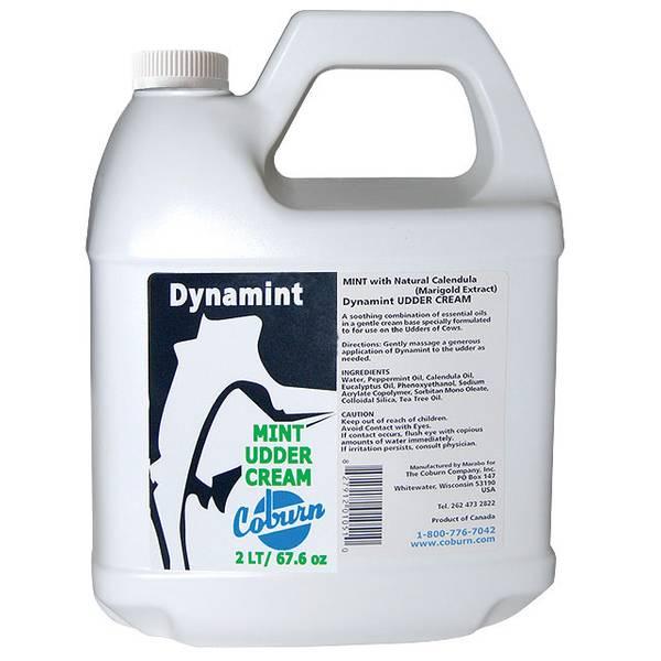Dynamint Udder Cream
