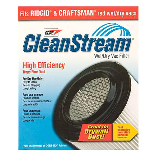 CleanStream High Efficiency Cartridge Filter