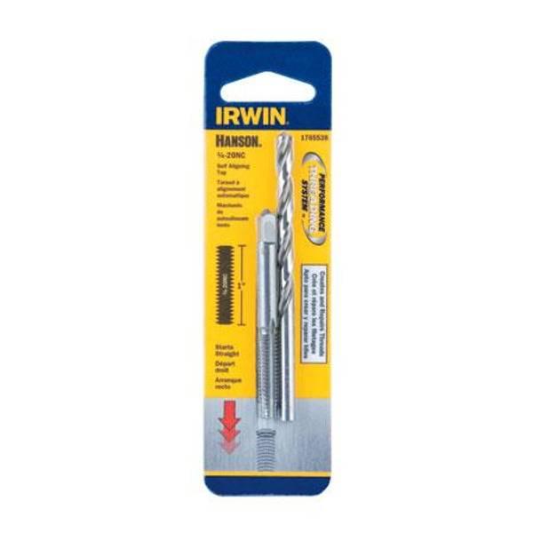 Irwin Hanson Self Aligning Pts Tap Amp Drill Bit