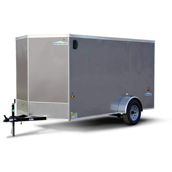 Photo of 12' Enclosed Trailer