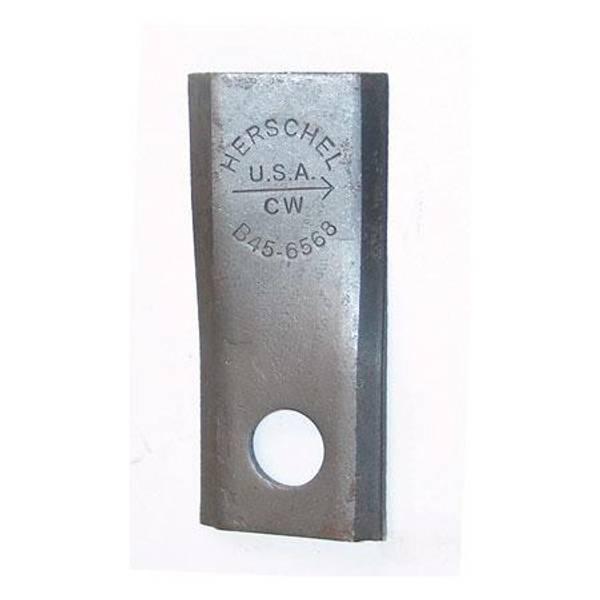 Disc Mower Knife: Hesston, Kuhn, New Holland