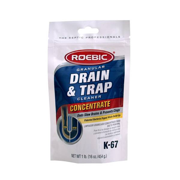 K-67 Granular Concentrate Drain and Trap Cleaner