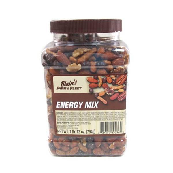 Energy Mix Jar