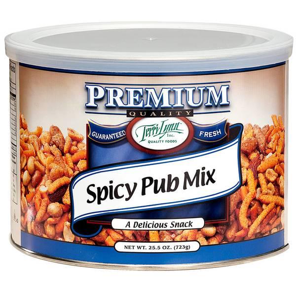 Spicy Pub Mix Tin