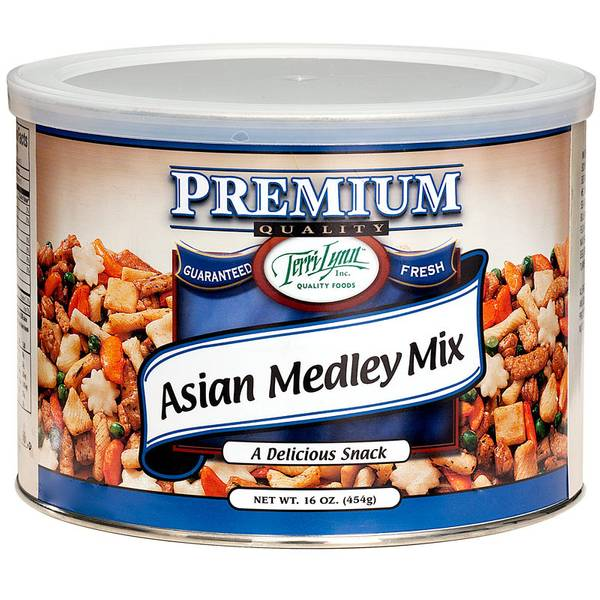 Asian Melody Mix Tin