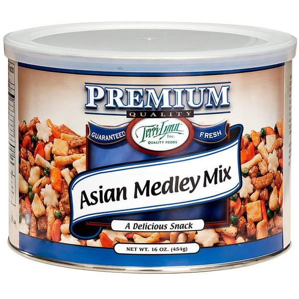 Asian Melody Mix Tin