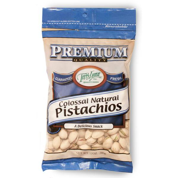 Colossal Natural Pistachios