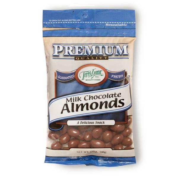 Chocolate Whole Almonds