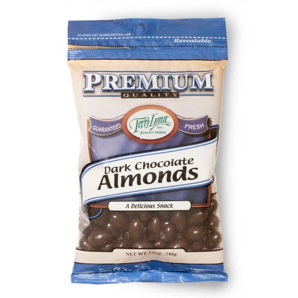 Dark Chocolate Whole Almonds
