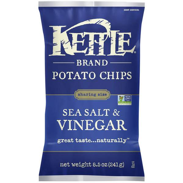 Sea Salt & Vinegar Potato Chips