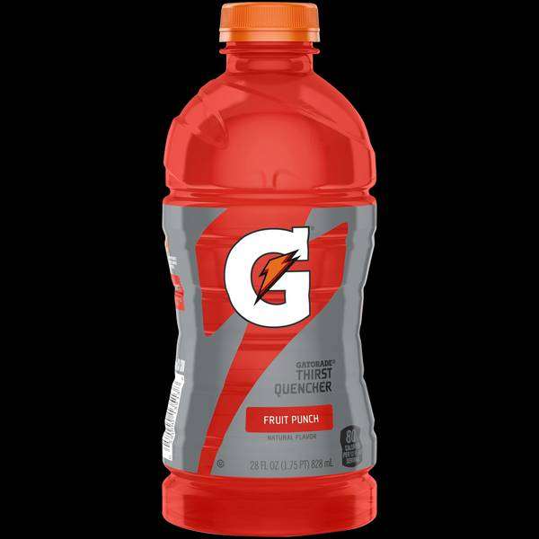 32 oz Fruit Punch G2 Thirst Quencher