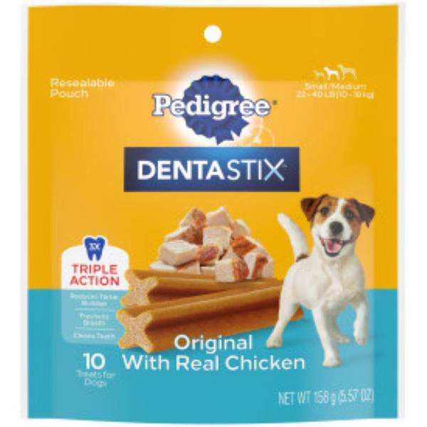 Small / Medium Dentastix Dog Chews