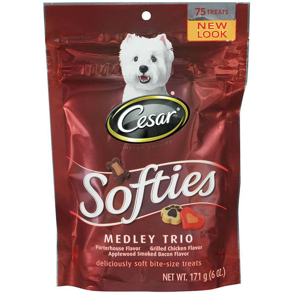Softies Medley Bite Sized Dog Treats