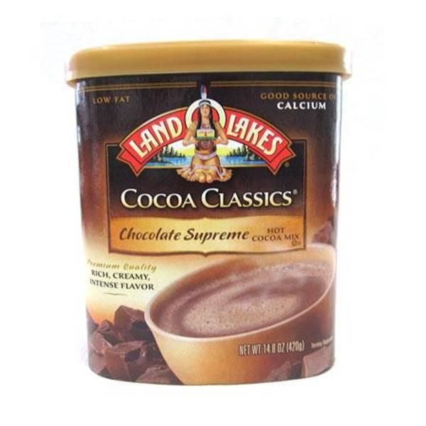 Cocoa Classics Canister