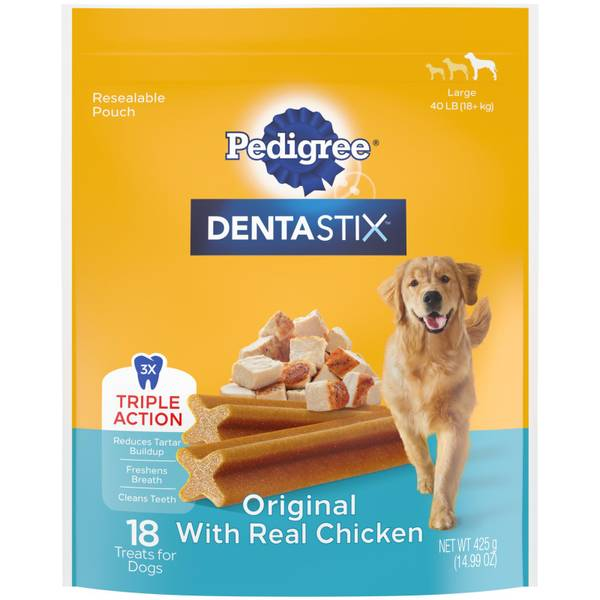 Large Dentastix Dog Chews