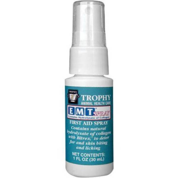 EMT First Aid Spray with Bitrex