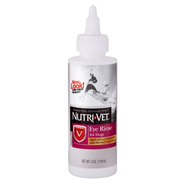 Nutri Vet Dog Eye Rinse  Fl Oz