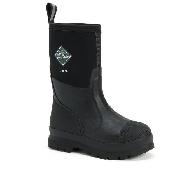 the original muck boot company s mid chore waterproof