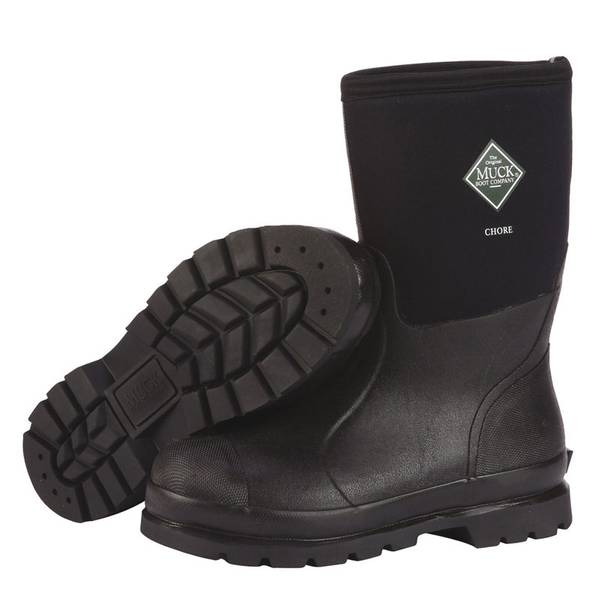 The Original Muck Boot Company Men S Mid Chore Waterproof
