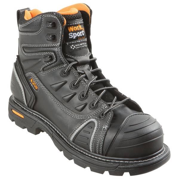 Work n' Sport Men's Gen Flex ll Composite Toe Work Boots - 9243-8.5 |  Blain's Farm & Fleet