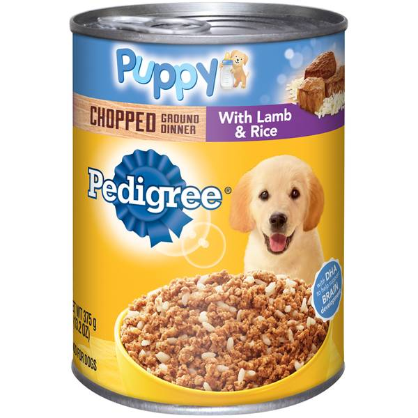 Healthy Start Lamb & Rice Puppy Food