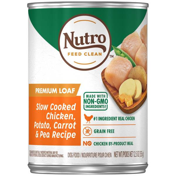 Chicken / Rice / Oatmeal Adult Dog Food