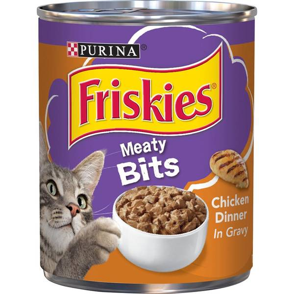 Meaty Bits Cat Food