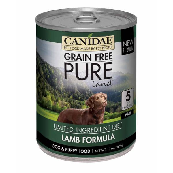 Grain Free Pure Land Canned Dog Food