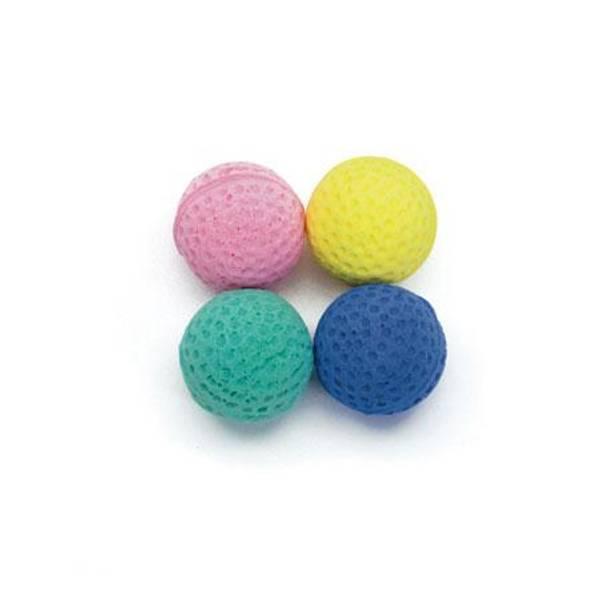 Sponge Balls Cat Toys
