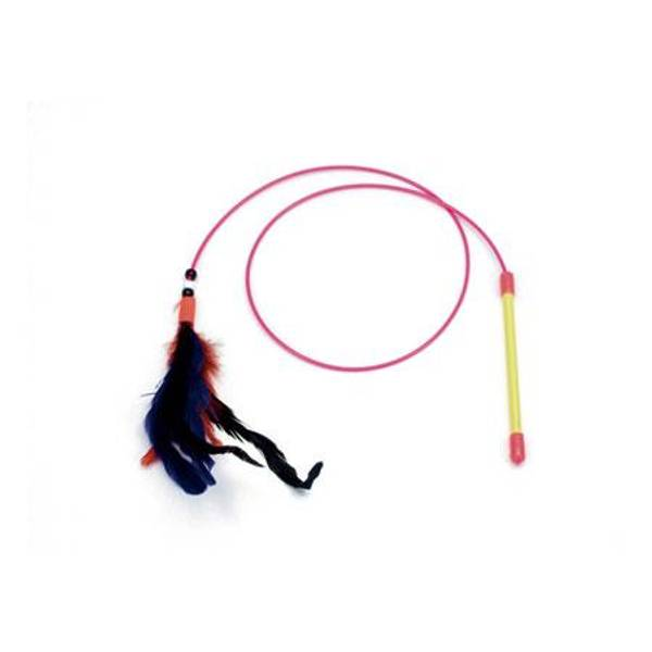 Interactive Wand Cat Toy