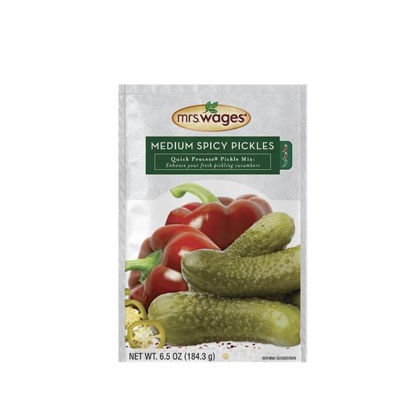 Medium Spicy Pickle Mix