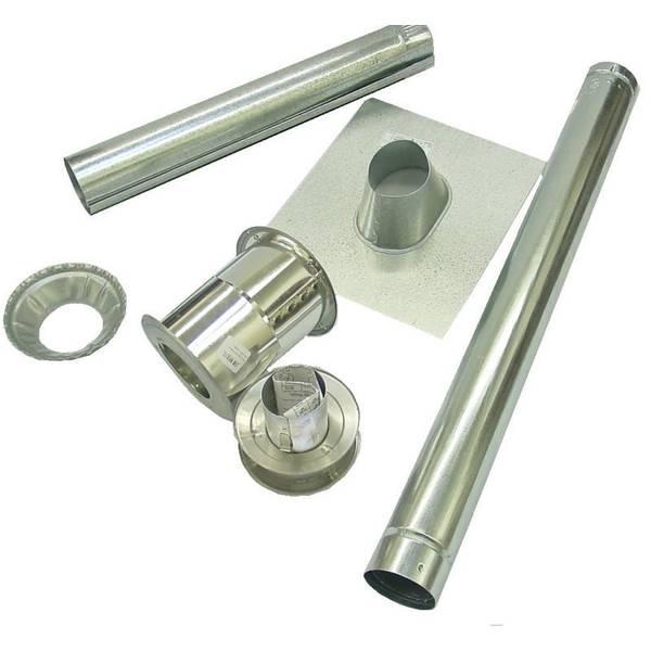 Mr Heater Big Maxx Unit Heaters Vertical Vent Kit