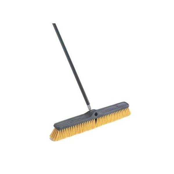 Rubbermaid Pro Plus Multisurface Broom