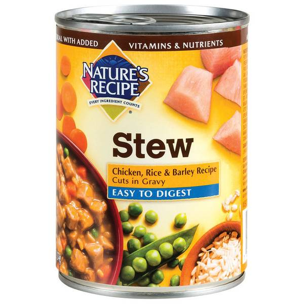 Easy to Digest Cuts in Gravy Wet Dog Food